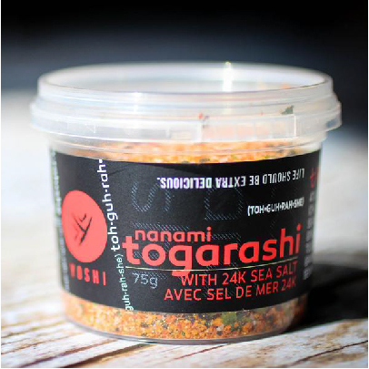 Buy Togarashi Dry Chilli with Sea Salt
